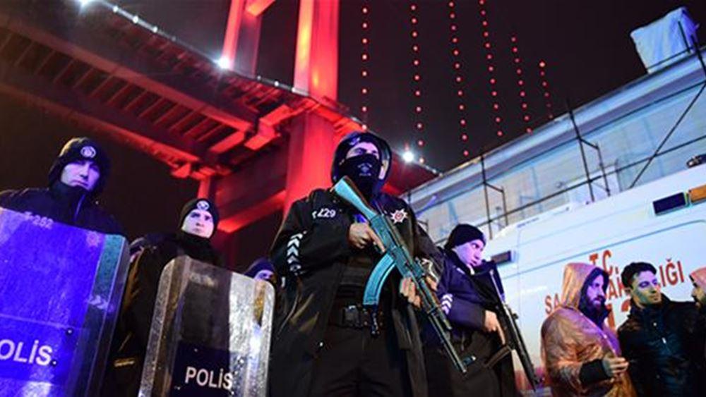 Τουρκία: Ο βασικός ύποπτος για την επίθεση στο κλαμπ Reina αρνήθηκε τις κατηγορίες