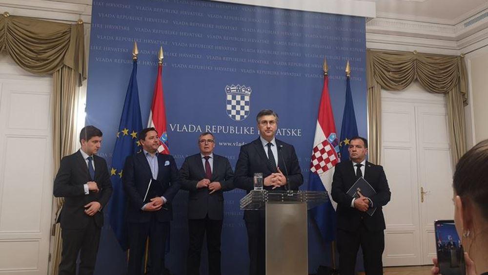 Κροατία: Ξεκινά σήμερα η πρώτη φάση της σταδιακής άρσης των περιορισμών
