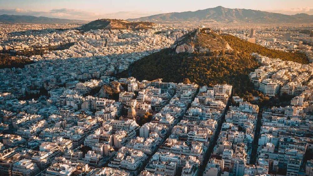 Αλλάζει όψη ο λόφος του Λυκαβηττού με παρεμβάσεις του Δήμου Αθηναίων