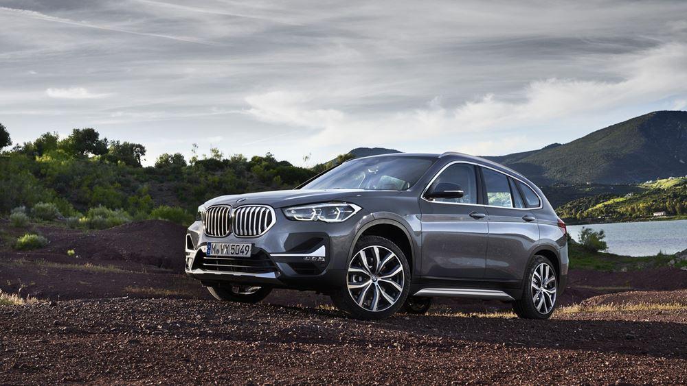 Αποκτήστε την BMW X1 με όφελος τιμής από €2.000 και το προνομιακό πρόγραμμα BMW Safety