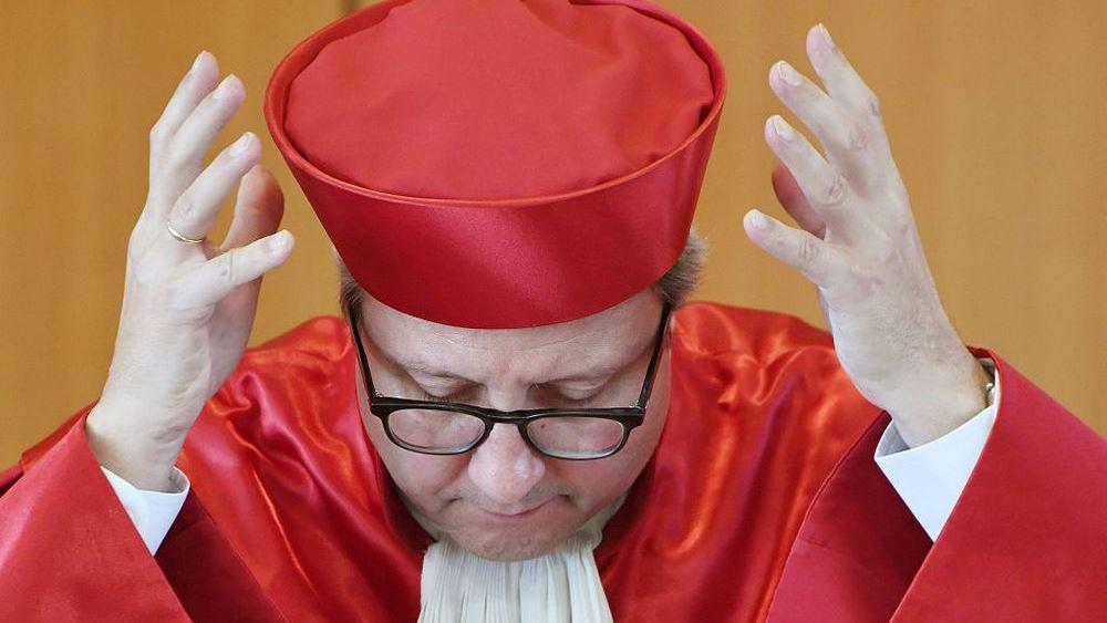 """Γιατί αξίζει ένα """"ευχαριστώ"""" στο γερμανικό συνταγματικό δικαστήριο"""