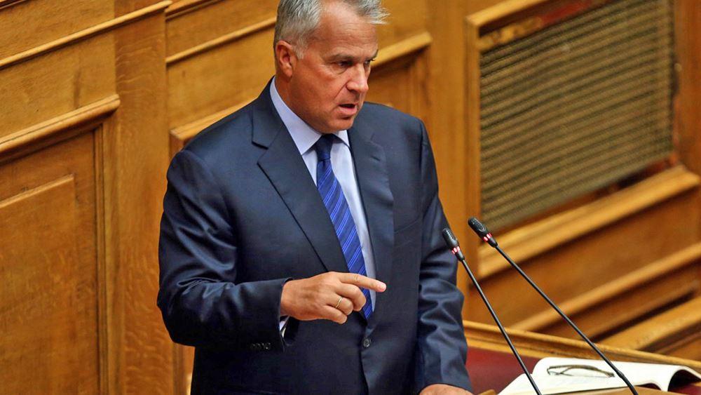 Βορίδης: Τέλη Φεβρουαρίου στη Βουλή εκλογικός νόμος και Μονάδες Εσωτερικού Ελέγχου