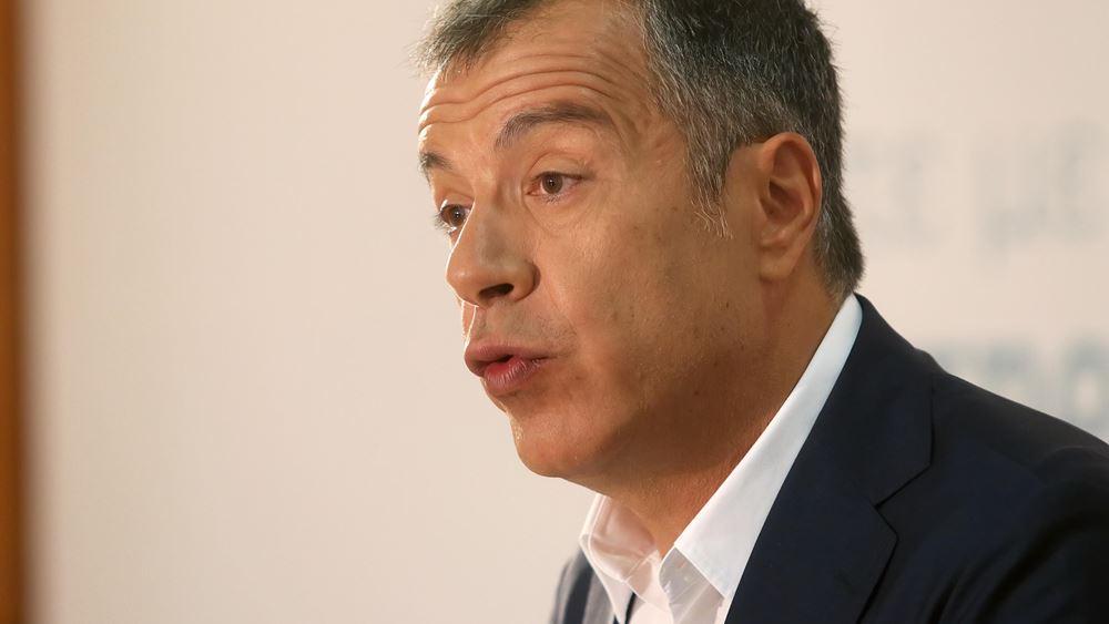 Την απομάκρυνση Τόσκα ζητά ο Σταύρος Θεοδωράκης