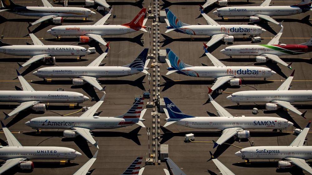 Boeing: Οι αρμόδιες υπηρεσίες θα αποφασίσουν για την επιστροφή του 737 MAX