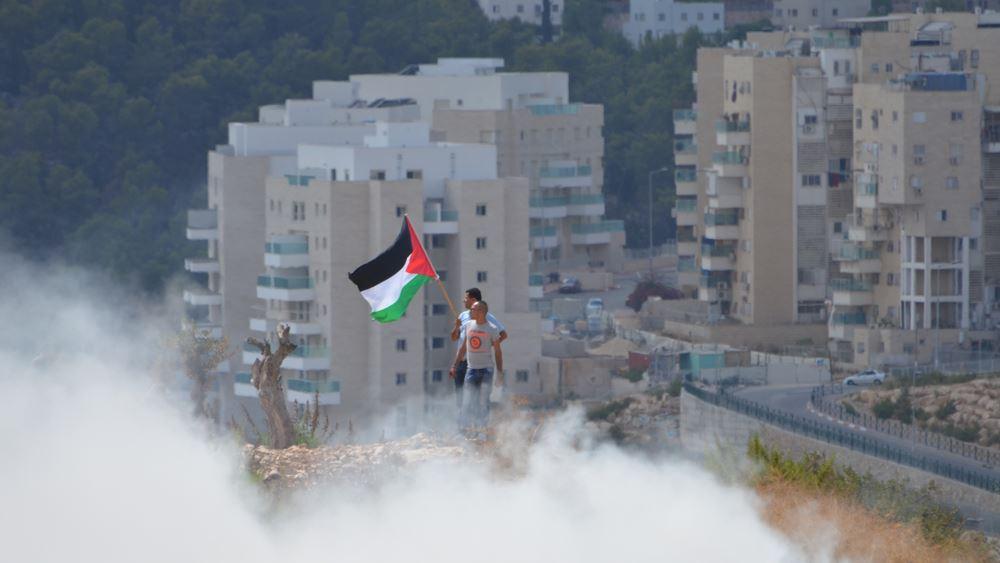 Η Παλαιστινιακή Αρχή επιβάλλει απαγόρευση της κυκλοφορίας