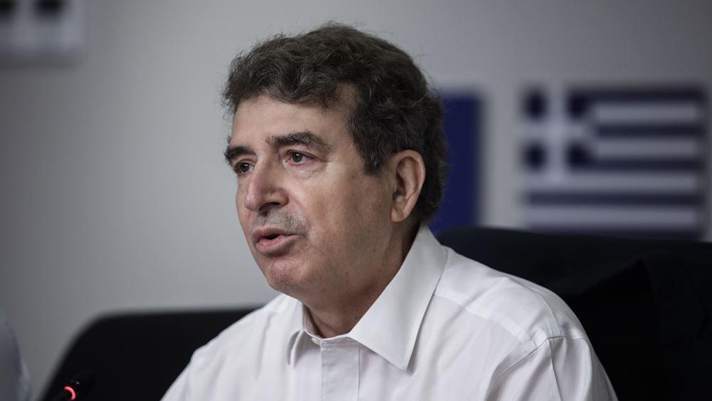 Μ. Χρυσοχοΐδης: Συνεχίζεται η μάχη για τον περιορισμό της φωτιάς στην Αρχαία Ολυμπία