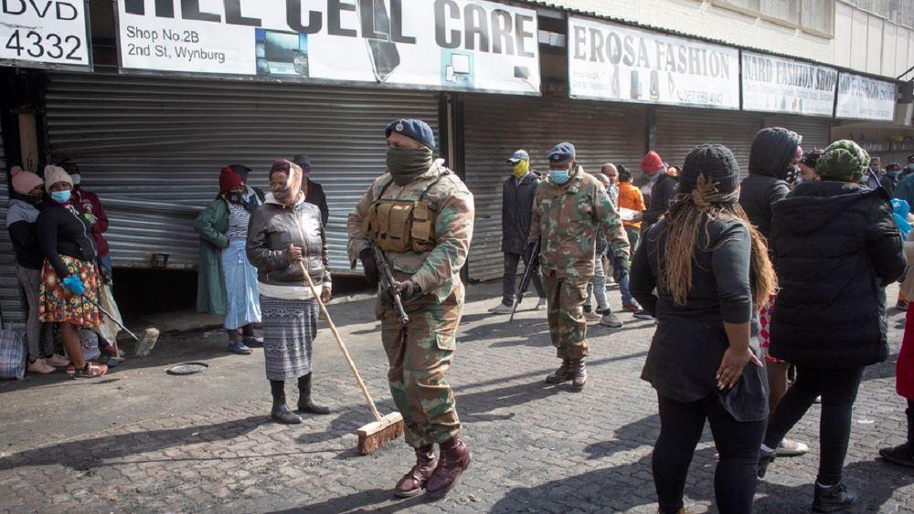 Νότια Αφρική: Στους 117 έφτασαν οι νεκροί από τα βίαια επεισόδια