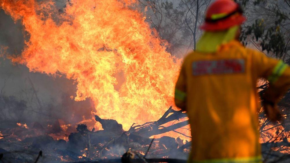 Αυστραλία: Χιλιάδες νοικοκυριά χωρίς ρεύμα λόγω νέων πυρκαγιών