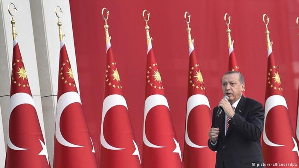 Ερντογάν: 100 Τούρκοι ειδικοί στη Ρωσία για να εκπαιδευτούν στο S-400