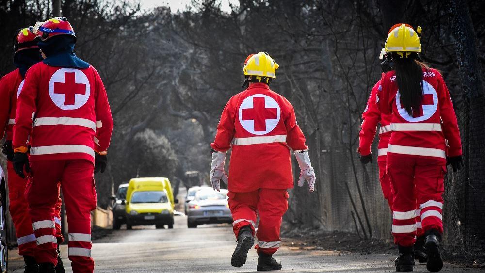 """""""Αγώνας δρόμου"""" για να αποφευχθεί η αποπομπή του Ελληνικού Ερυθρού Σταυρού από τον Διεθνή"""