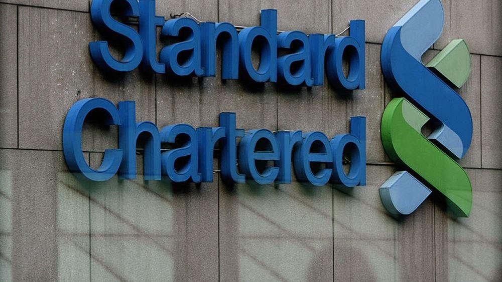 Υποχώρησαν 20% τα καθαρά κέρδη της Standard Chartered