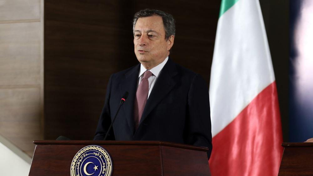 Οι Ιταλοί εγκρίνουν τη στάση Ντράγκι προς Ερντογάν - Πολλοί θα ήθελαν ακόμη αυστηρότερη στάση