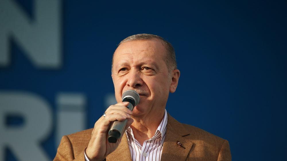 Ερντογάν: Οι συζητήσεις που θα έπρεπε να γίνονται από ιστορικούς, πολιτικοποιούνται