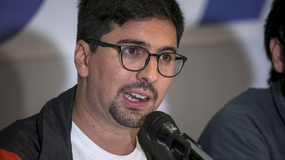Συνελήφθη βουλευτής της αντιπολίτευσης της Βενεζουέλας Φρέντι Γκεβάρα