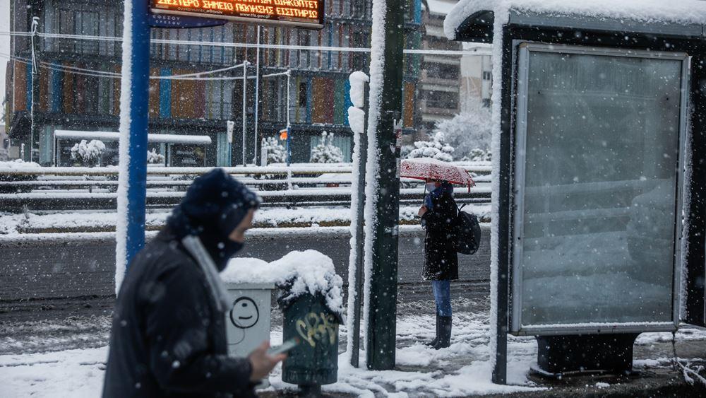 Μήδεια: Ισχυρός παγετός και απόψε, αλλά σταδιακή άνοδος της θερμοκρασίας από αύριο