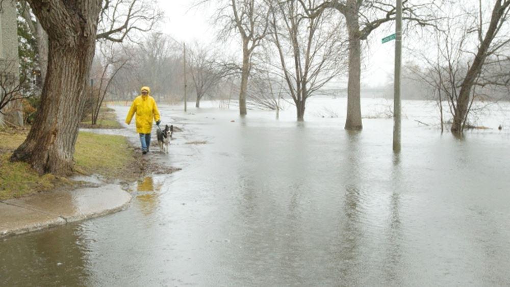 Καναδάς: Κατάσταση έκτακτης ανάγκης στην Οτάβα, λόγω του κινδύνου εκτεταμένων πλημμυρών
