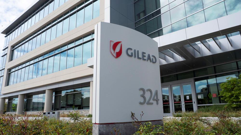 Gilead: Στα 2.340 δολάρια ο κύκλος θεραπείας με remdesivir στις αναπτυγμένες χώρες