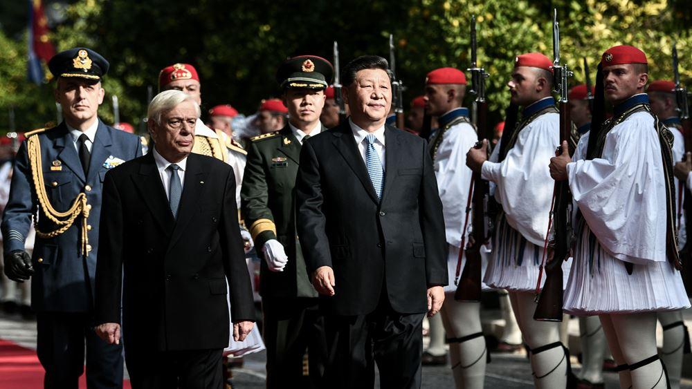 Σι Τζινπίνγκ σε ΠτΔ: Τεράστια συμβολή της Ελλάδας στον παγκόσμιο πολιτισμό