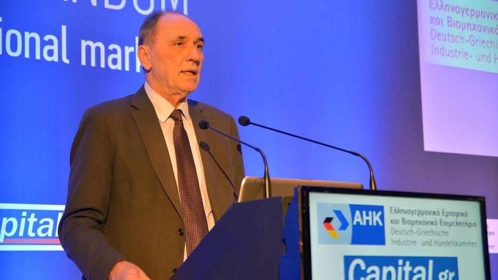 """Γ. Σταθάκης: Χρειαζόμαστε ένα """"Εξοικονομώ"""" κάθε χρόνο έως το 2030 για να πιάσουμε τους στόχους της ενέργειας"""