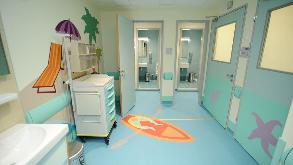 """Νέα υπερσύγχρονη μονάδα στο νοσοκομείο παίδων """"Παναγιώτης και Αγλαΐα Κυριακού"""" από τον ΟΠΑΠ"""