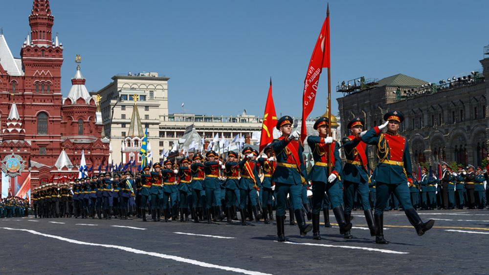 Ρωσία: Η Παρέλαση για τη Νίκη της 9ης Μαΐου θα πραγματοποιηθεί στις 24 Ιουνίου, με εντολή Πούτιν