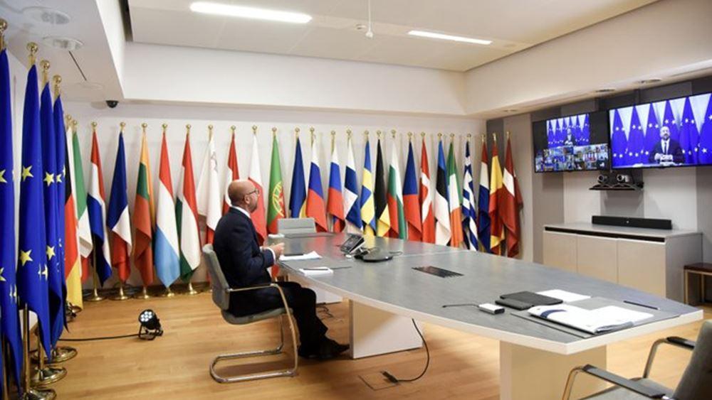 """ΕΕ: Τρεις ώρες διήρκεσε η Σύνοδος Κορυφής για τη Λευκορωσία - """"Ο Λουκασένκο στερείται δημοκρατικής νομιμοποίησης"""""""