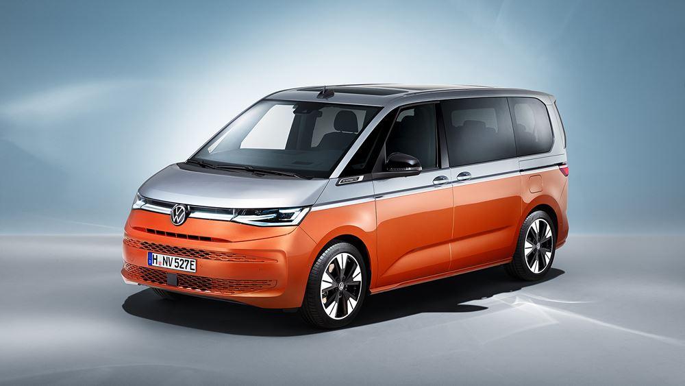 Το νέο Volkswagen Multivan βραβεύεται