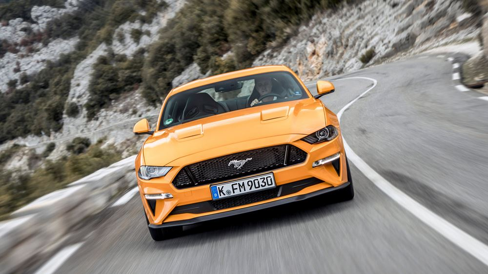 Ford Mustang: Παγκόσμιο best-seller σπορ μοντέλο για το 2020