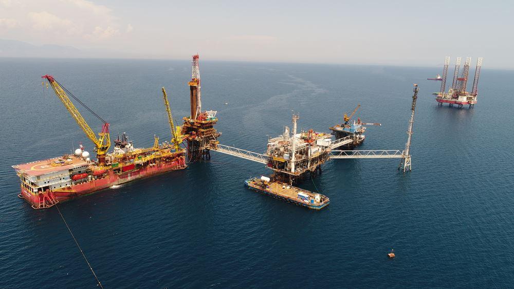 Energean: Μεταθέτει για το 2020 τις επενδύσεις στον Πρίνο