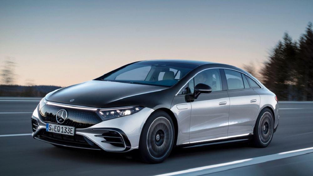 Πρεμιέρα για την ηλεκτρική Mercedes EQS