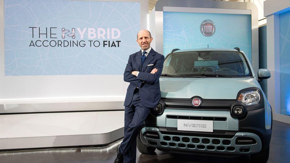Fiat και ηλεκτροκίνηση