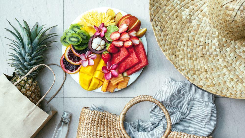 """Γ. Πολυχρονάκης: """"Ρεκόρ εξαγωγών σε νωπά φρούτα και λαχανικά"""""""