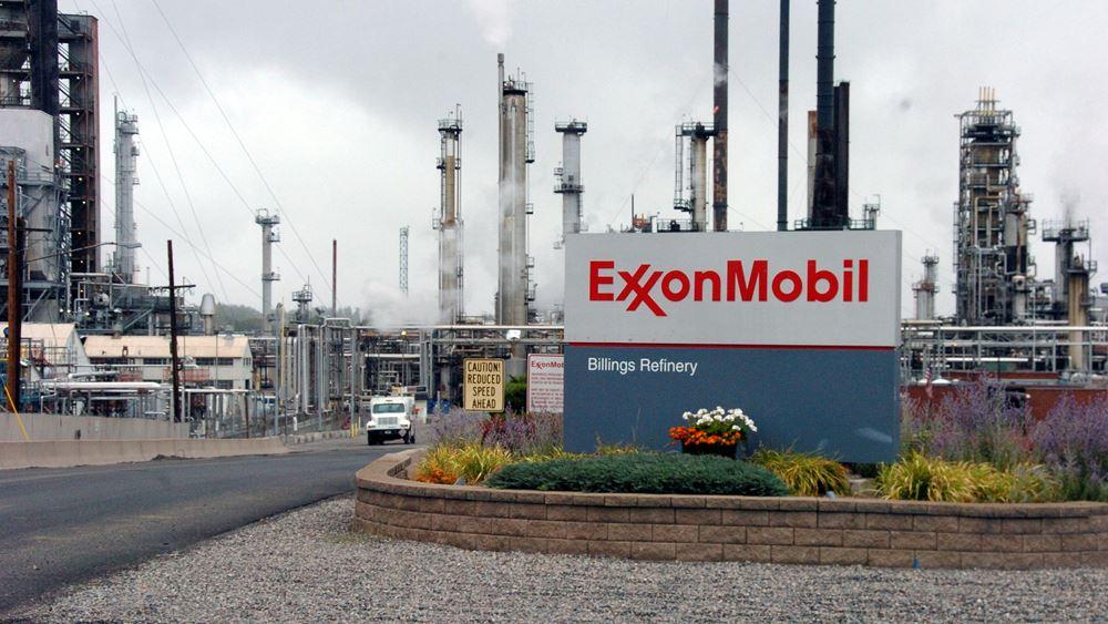 Χαμηλότερα των εκτιμήσεων τα κέρδη της Exxon Mobil