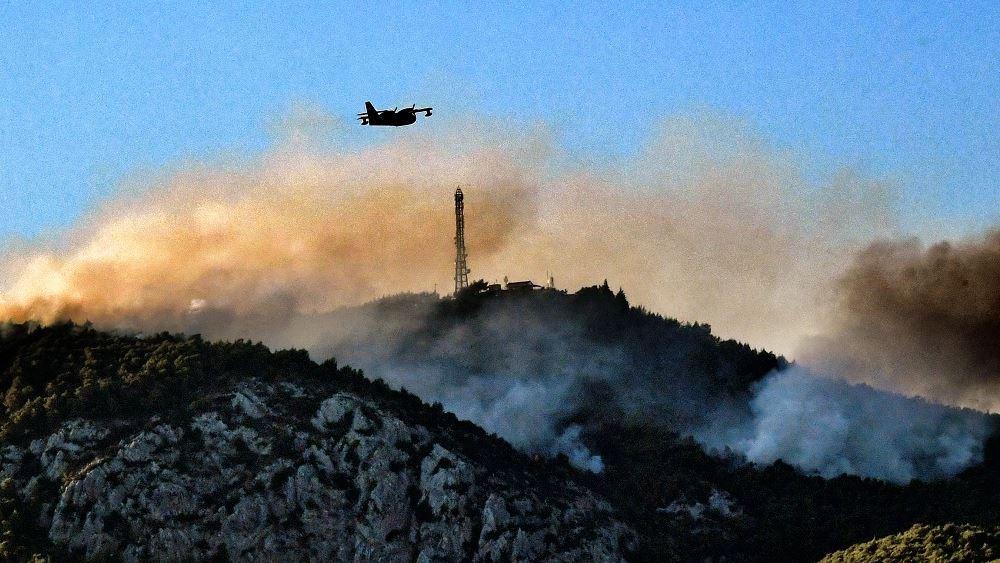 Συνολικά 62 δασικές πυρκαγιές μέσα σε 24 ώρες