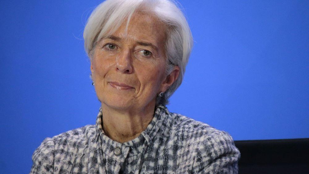 Παραιτήθηκε από το ΔΝΤ η Λαγκάρντ