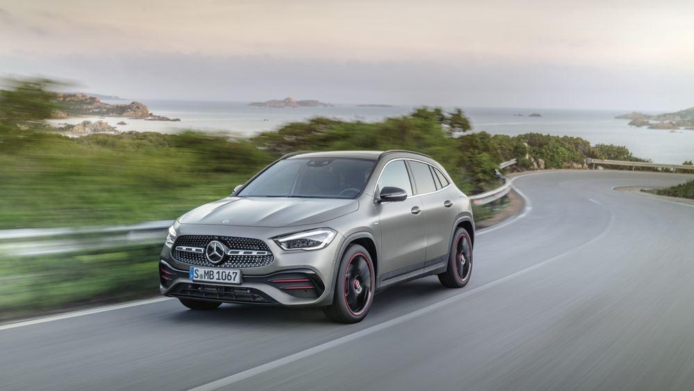 Mercedes-Benz: Ήρθε στην Ελλάδα η νέα GLA