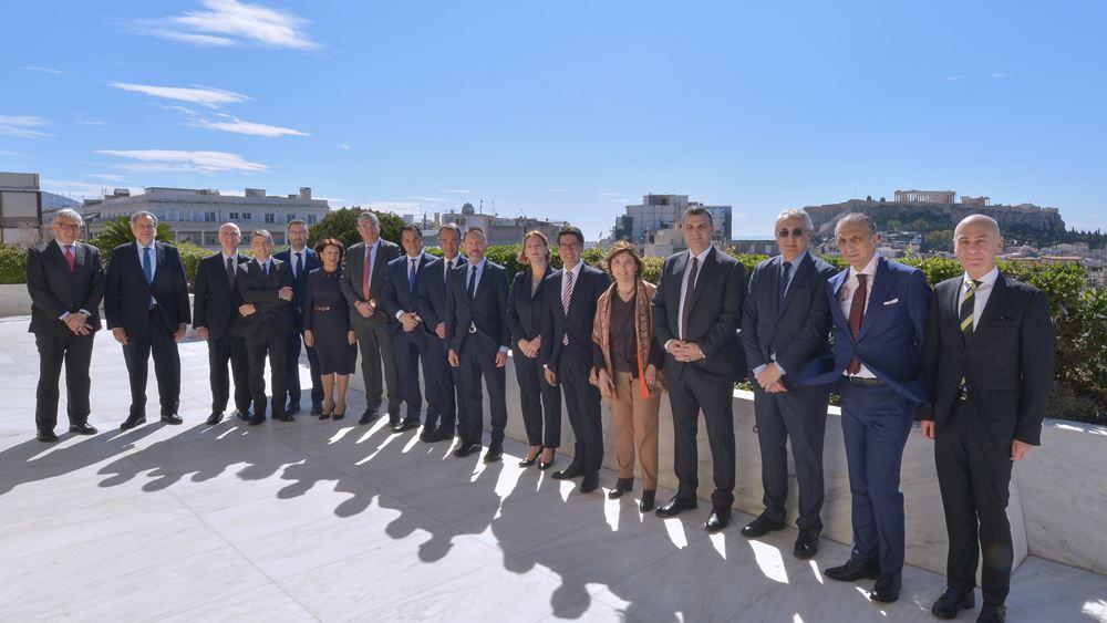 Συνάντηση ΔΝΤ - Παγκόσμιας Τράπεζας στην Αθήνα