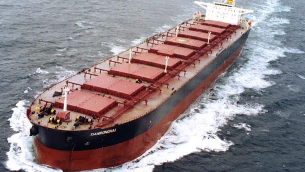 Ρεκόρ στα ναύλα του ξηρού φορτίου-Πού οφείλεται