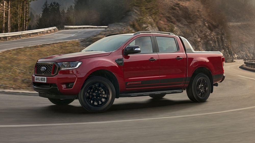 Νέα έκδοση Stormtrak για το Ford Ranger