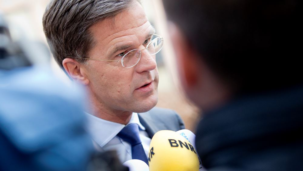 Ρούτε: Ένα μεγάλο μέρος του ολλανδικού πληθυσμού θα μολυνθεί