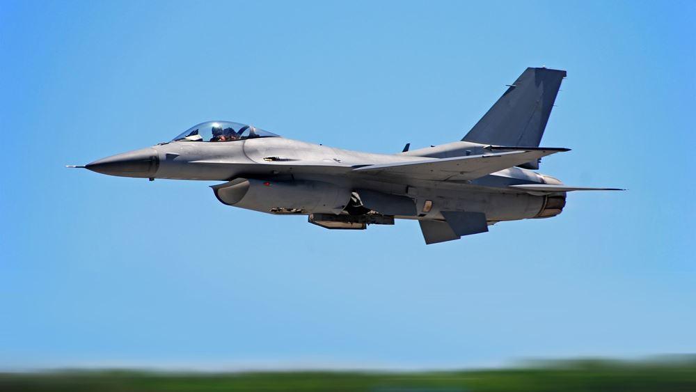 Σε εξέλιξη επιχειρησιακή συνεκπαίδευση μεταξύ των ελληνικών ΕΔ και μαχητικών αεροσκαφών των ΗΠΑ