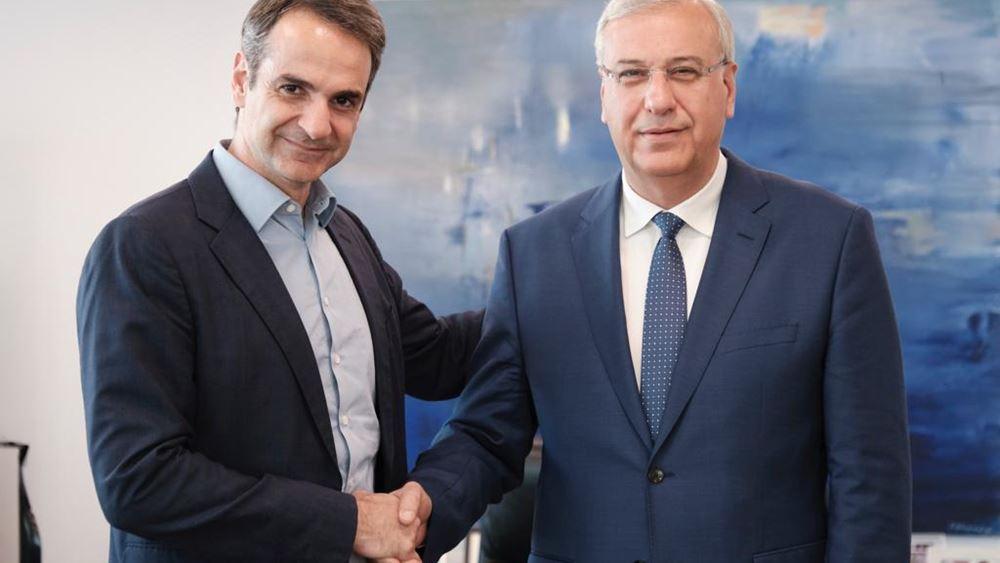 Ο Μ. Σταυριανουδάκης υποψήφιος με τη ΝΔ στο Νότιο Τομέα της Β' Αθηνών