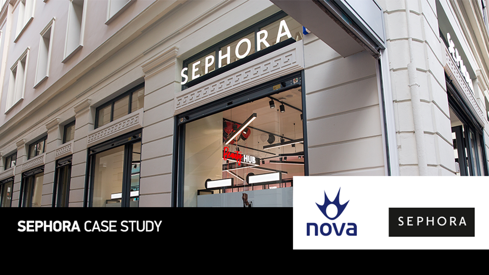 Nova & Sephora: Μια... virtual συνεργασία για cloud υποδομές