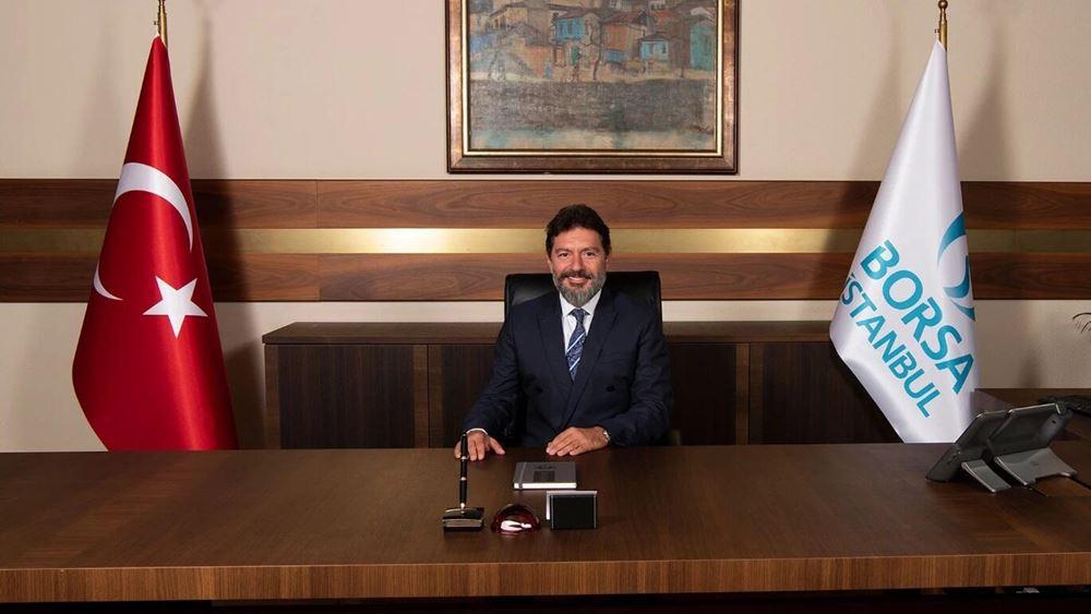 Η EBRD αντίθετη στον διορισμό του Χακάν Ατίλα ως επικεφαλής του Χρηματιστηρίου της Κωνσταντινούπολης