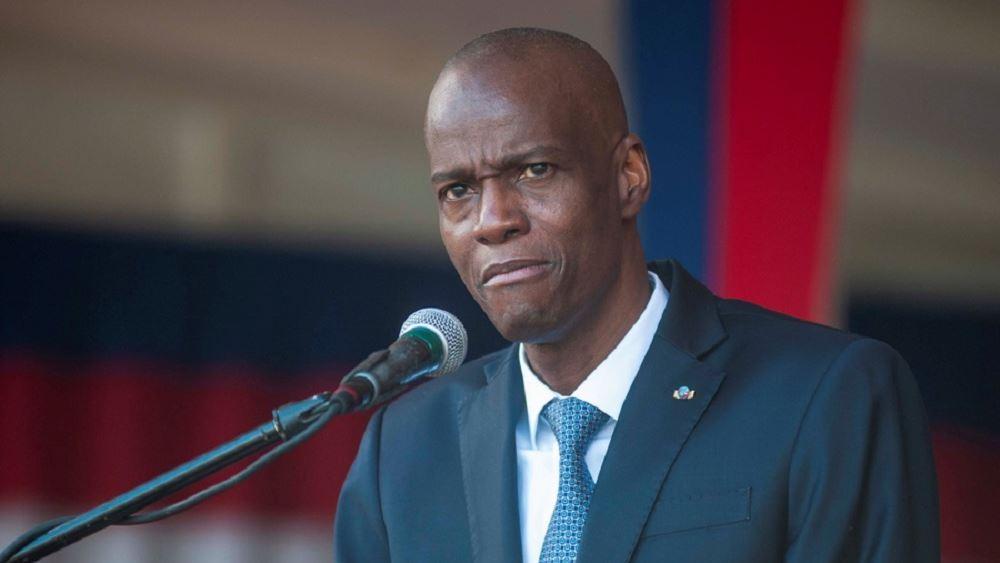 Jovenel Moise Αϊτή