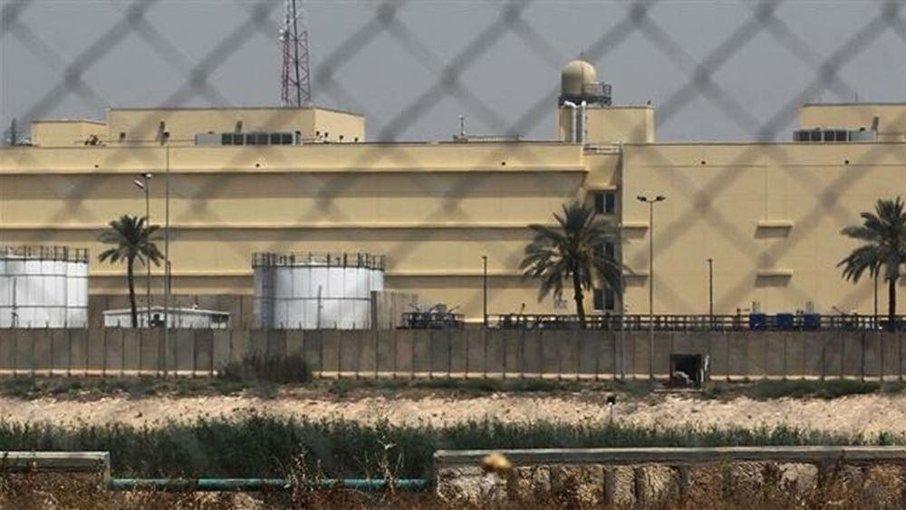 Δύο ρουκέτες έπεσαν κοντά στο αεροδρόμιο της Βαγδάτης, πέντε άμαχοι νεκροί