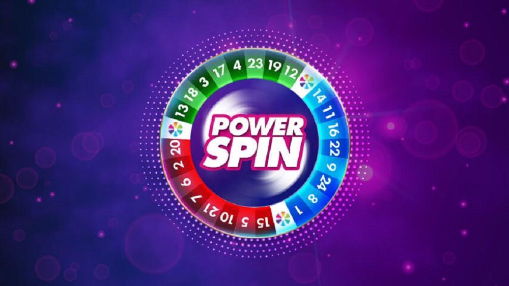Ο νέος τυχερός τροχός POWERSPIN γυρίζει στα καταστήματα του ΟΠΑΠ