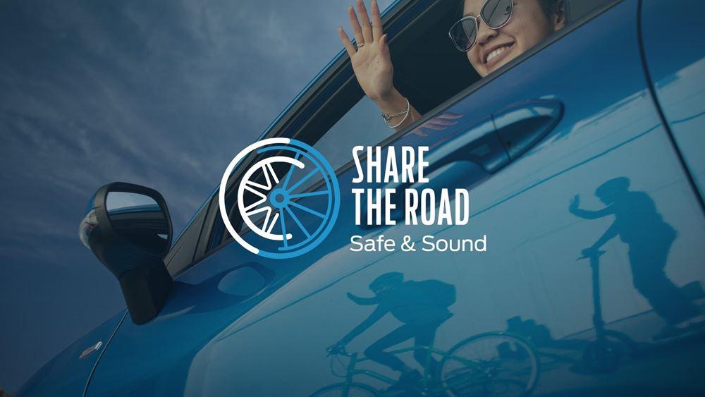 H Ford αποκαλύπτει τους κινδύνους στο δρόμο από τη χρήση ακουστικών