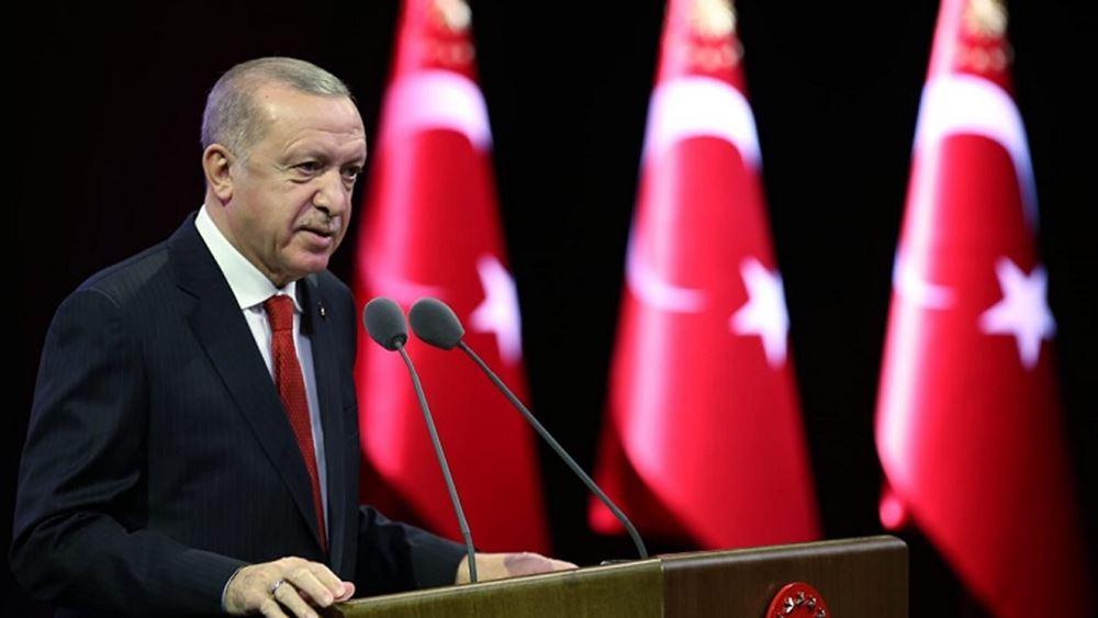 Ο Ερντογάν επαναπατρίζει εταιρείες ενέργειας υπό τον φόβο των κυρώσεων