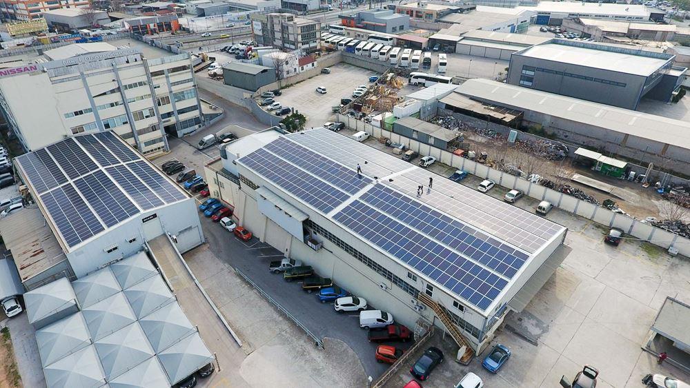 Η Nissan Νικ. Ι. Θεοχαράκης Α.Ε., επενδύει στην πράσινη ενέργεια (vid.)